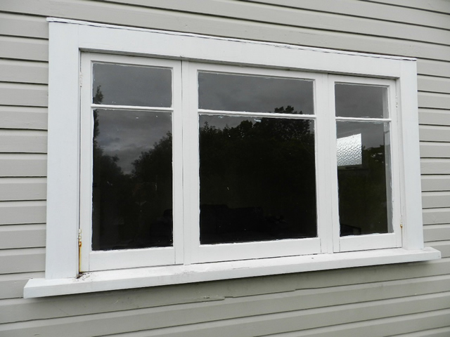 Existing Timber Windows Before 1