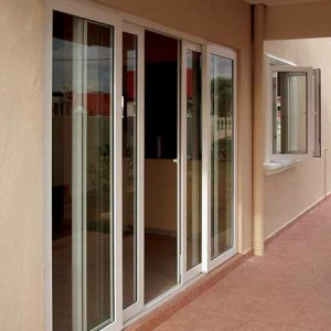 glass doors two - Advanced uPVC